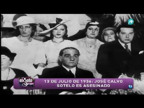 13 de julio de 1936: José Calvo Sotelo es asesinado