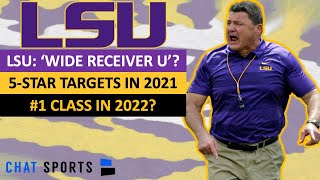 <b>LSU Football</b> Recruiting: 5-Stars Troy Franklin & Terrence Lewis + ...