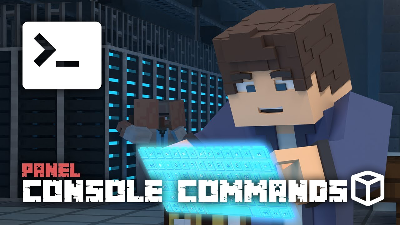 How To Use Commands on Your Minecraft Server