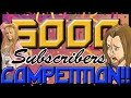 5000 Subscribers Competition!