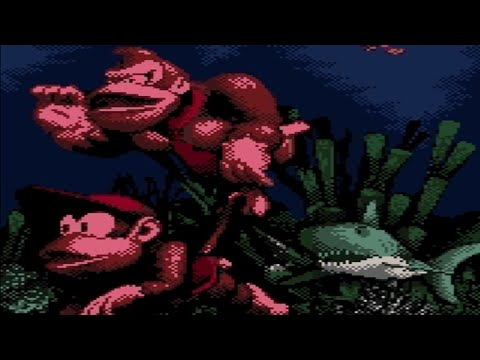 Donkey Kong Country Game Boy Color Longplay