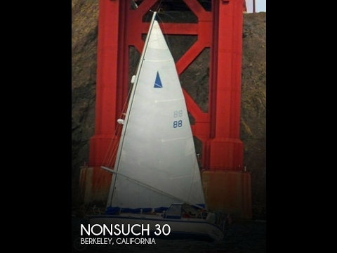 Used 1981 Nonsuch 30 for sale in Berkeley, California