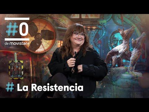 LA RESISTENCIA - Entrevista a Isabel Coixet   #LaResistencia 28.01.2021
