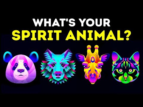 What's Your Soul Animal? A Cool Personality Test