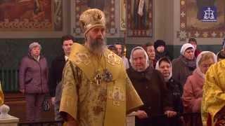 видео: Тезоименитство митрополита Тульского и Ефремовского Алексия