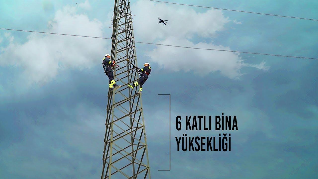 İstanbul'a Elektrik Nasıl Veriliyor: Çok Zor İşmiş