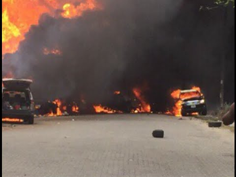 Ascon Oil Company releases statement on the Lekki fire