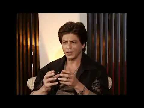 Shah Rukh Khan Talking About Nepotism Controversy Between Karan Johar & Kangana Ranaut
