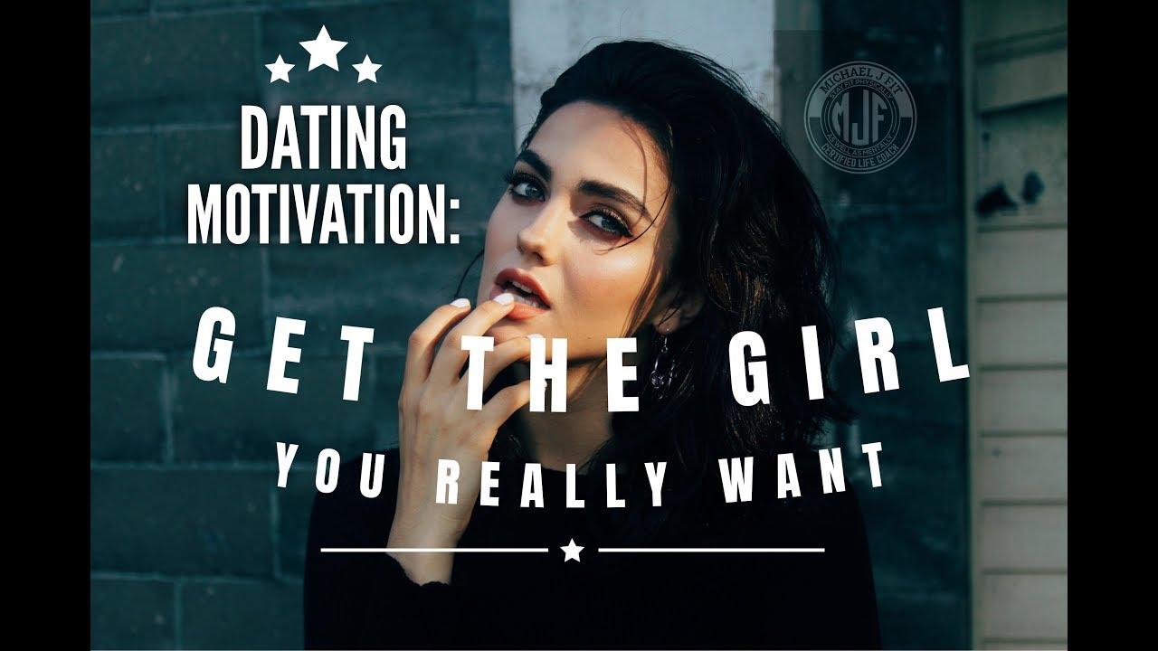 dating motivational poster