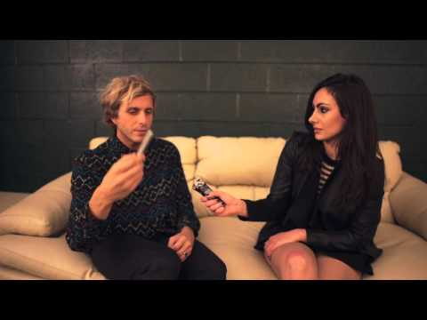 AWOLNATION INTERVIEW