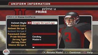 PRIME U INTRO - NCAA FOOTBALL 06 DYNASTY
