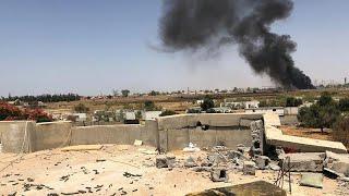 Libya'dan Türkiye'ye tehdit: Türk gemileri ve uçakları hedef, Türk vatandaşları tutuklanac