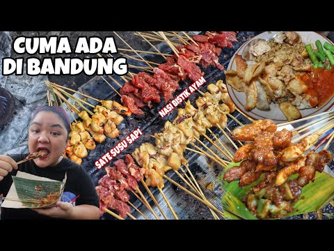 KULINER KAKI LIMA TERWAJIB DI BANDUNG! ENAK BANGET!! #KulinerBandung