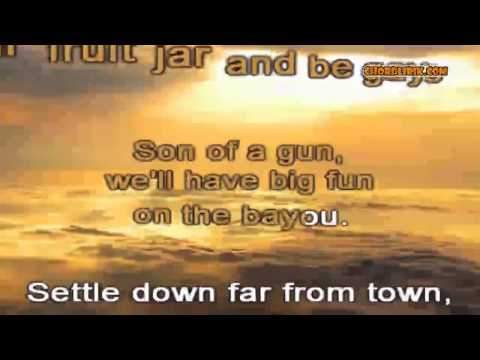 Hank williams jambalya lyrics