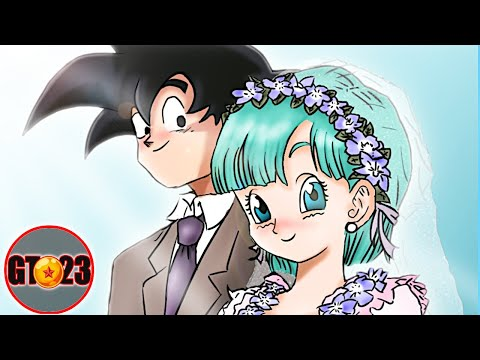 What if Goku Married Bulma?