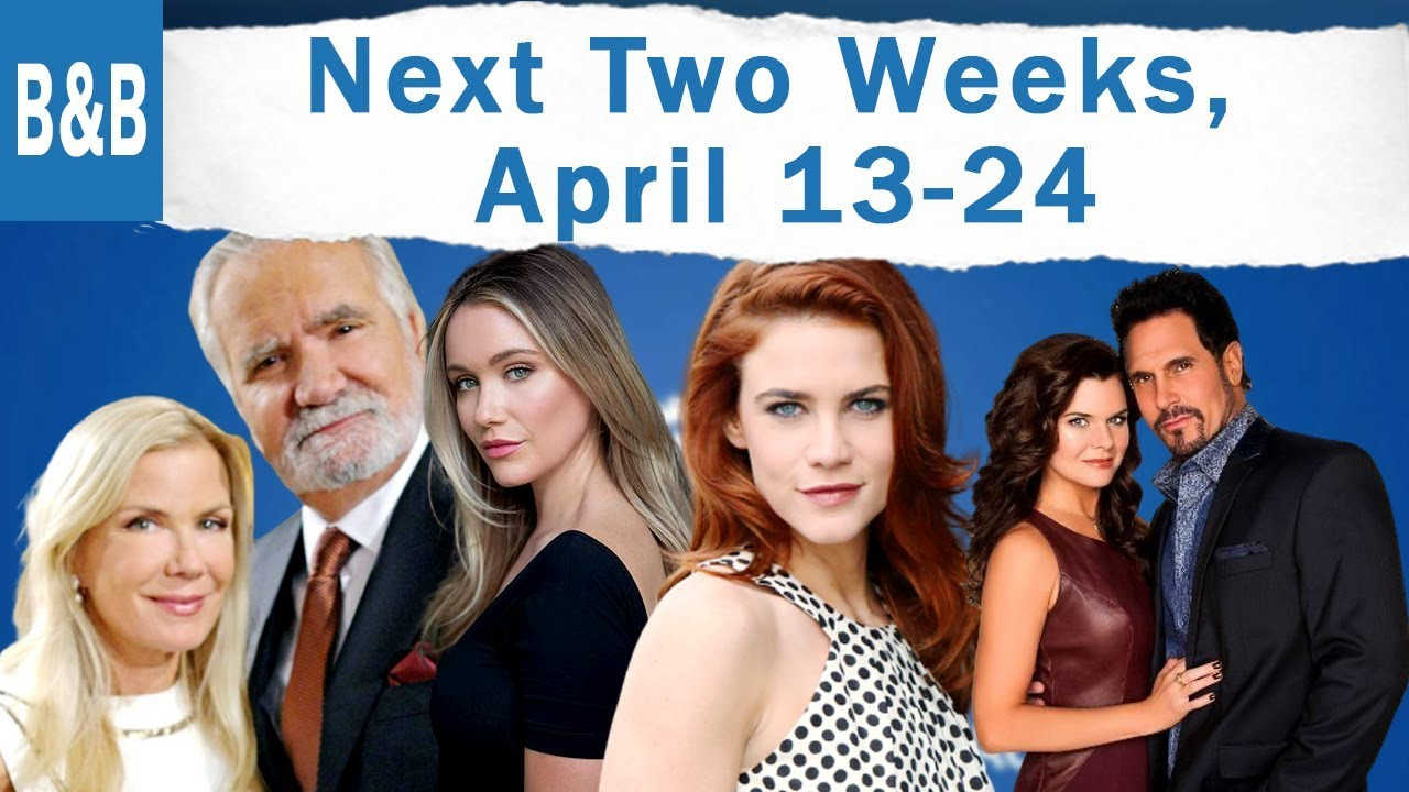The Bold and the Beautiful spoilers for Next Week: NEW