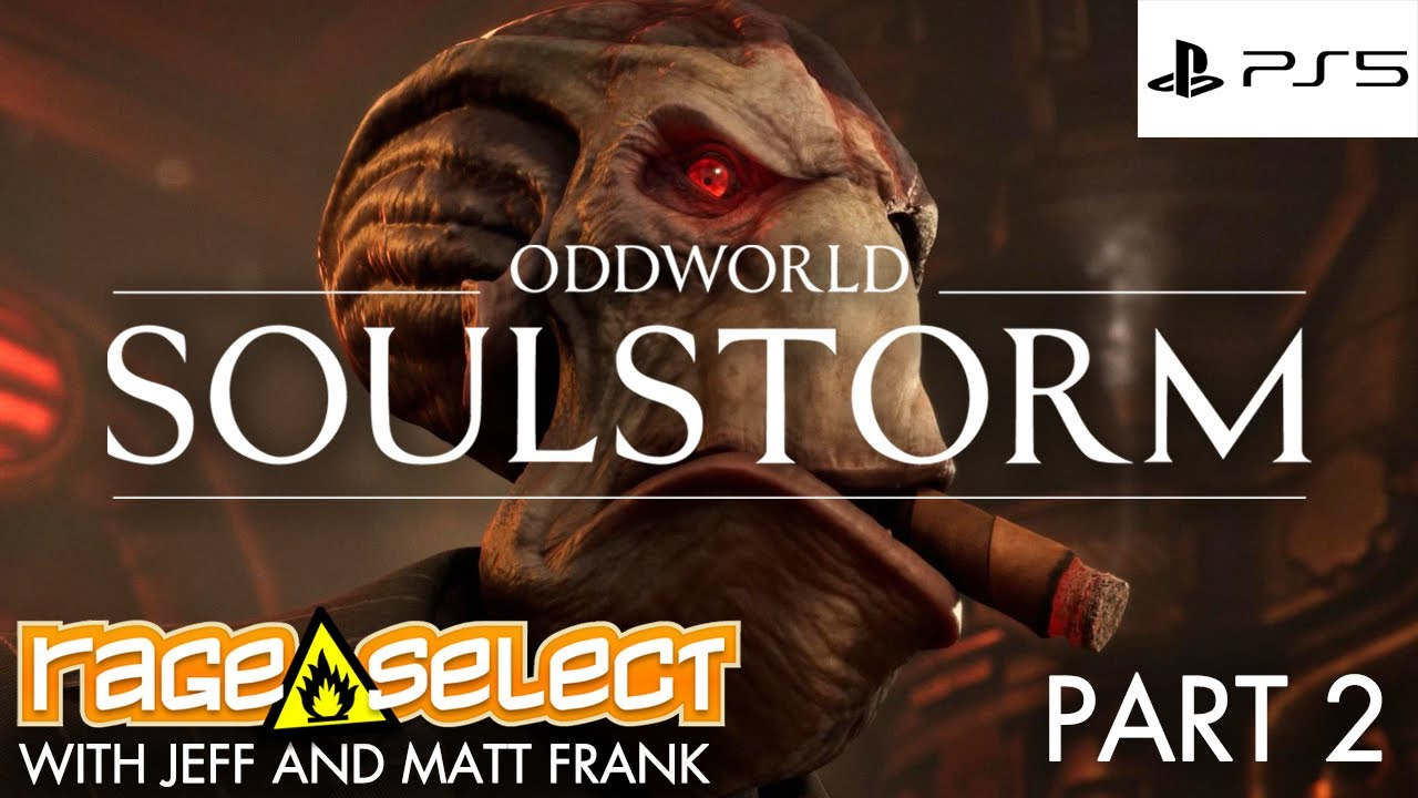 Oddworld: Soulstorm (The Dojo) Let's Play - Part 2
