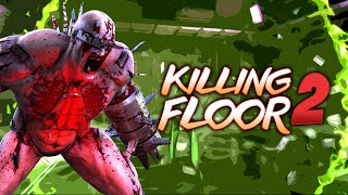 BIOTICS LAB ★ Killing Floor 2 (Zombie/Specimens)