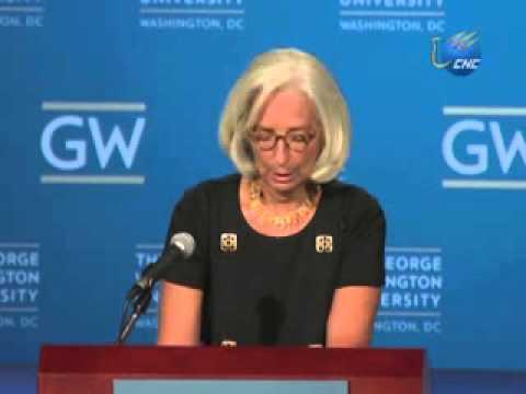 Jefe del FMI advierte a EE  UU  que ponga su situación fiscal en orden