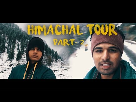 Himachal Tour Part 2 | Shimla To Manali |  Azhar N Ali