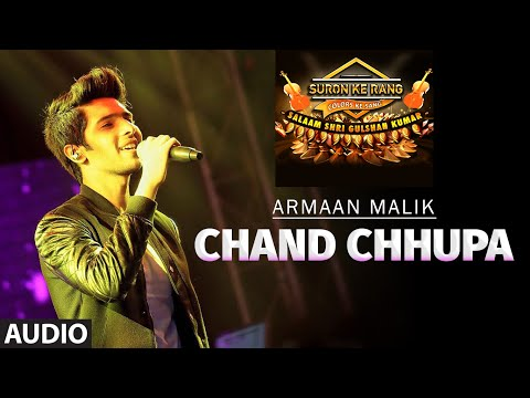 Armaan Malik's CHAND CHHUPA Song | SURON KE RANG | Amaal Mallik | T-Series