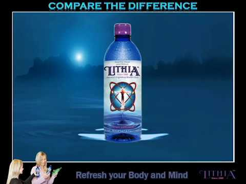 Lithia Spring Water Compared