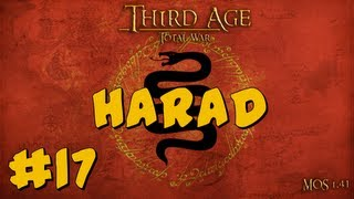 Third Age Total War: Harad Part 17 ~ Mumakil Don