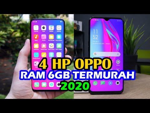 5 HP OPPO TERBAIK SPEK DEWA 2020.