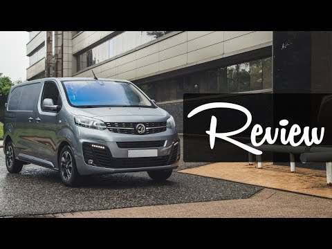 2019 Vauxhall Vivaro Review - a better commercial than ever? | Music Motors