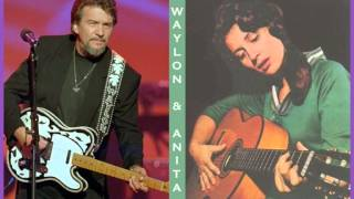 WAYLON JENNINGS & ANITA CARTER - I Got You (1968)