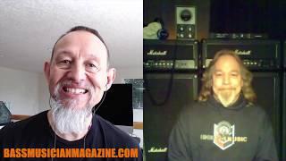 Bass Musician Magazine Interviews Mike Cillis