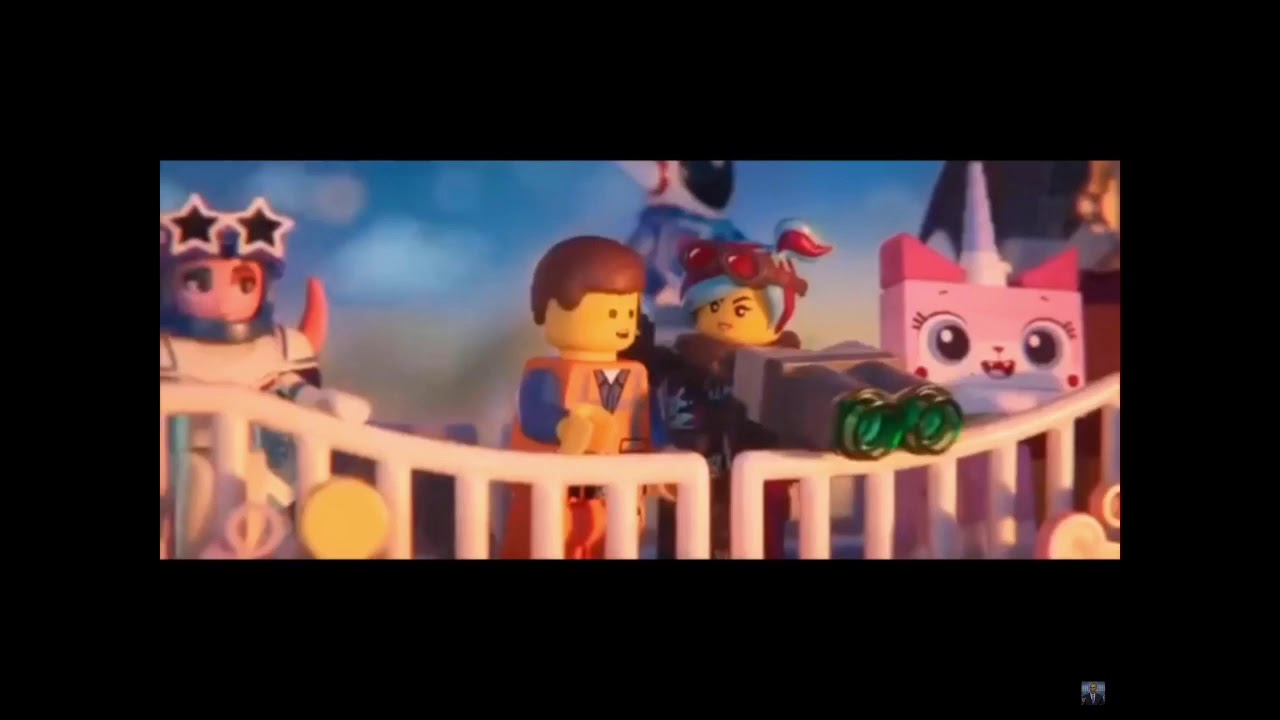 The Lego Movie 3 The Third Part Trailer Youtube