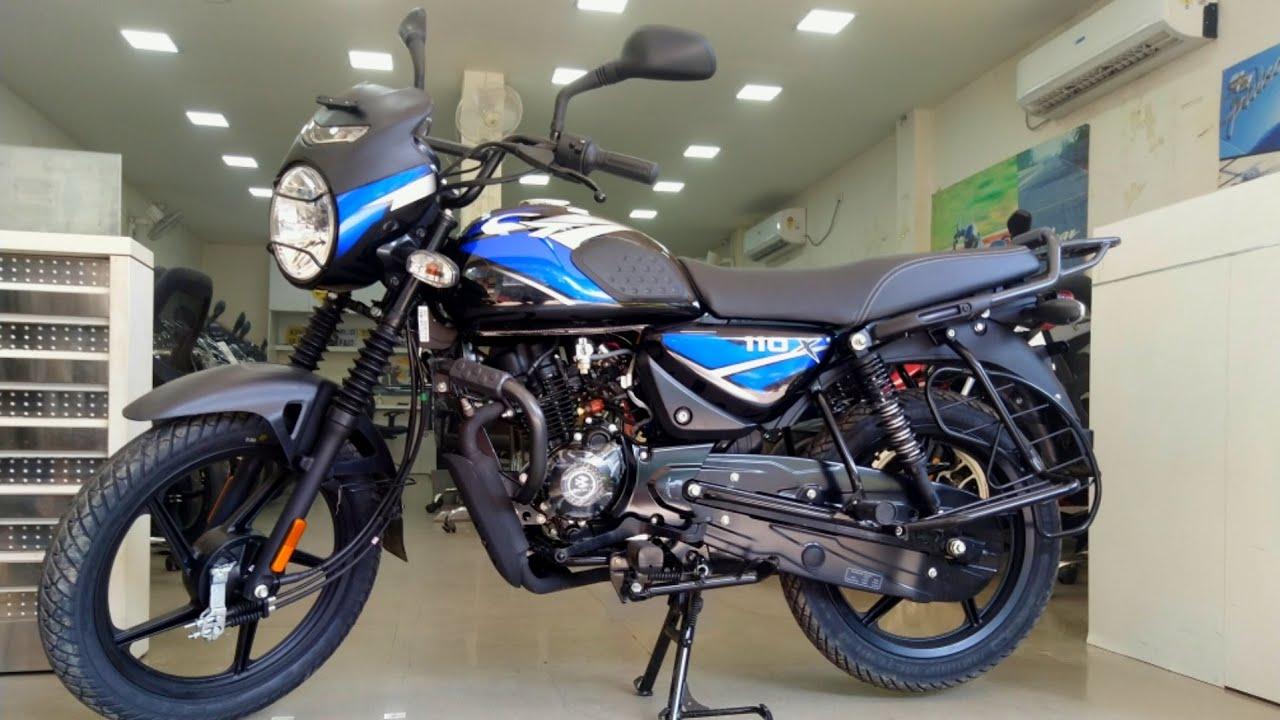 2021 Bajaj CT 110 X Launched | Price | Mileage | Colors | Features Details | Exhaust Sound