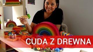 Najpiękniejsze zabawki drewniane - Grimm's - pomysł na prezent - Gadki Matki #173