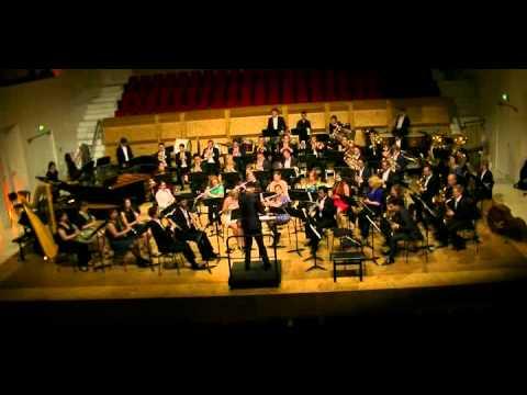 Ride - Samuel R. Hazo - Symphonic Winds