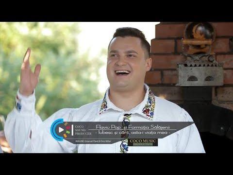 Flaviu Pop & Formația Sălăjenii - Iubesc și cânt, asta-i viata mea 2017