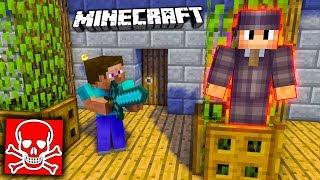 Minecraft CHOWANY: NAJLEPSZE KRYJÓWKI!