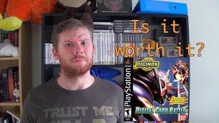 Is Digimon: Digital Card Battle Worth It?