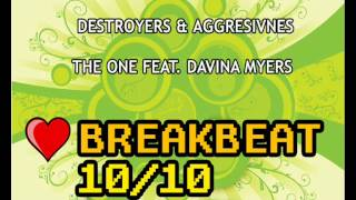 Destroyers & Aggresivnes - The One feat. Davina Myers