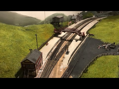 Station Rebuild - Part 4 - Yorkshire Dales Model Railway