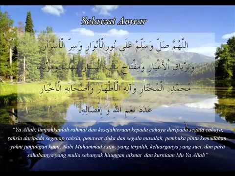 ShalawT anwar...menyentuh hati