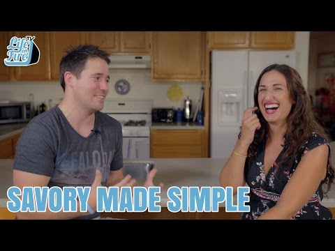 152: Savory Made Simple with Katherine Humphus