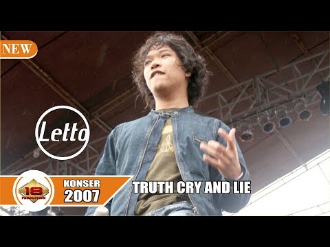 LETTO - TRUTH CRY AND LIE (LIVE KONSER MALANG 29 APRIL 2007)