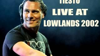 DJ Tiesto Live At Lowlands 2002