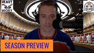 Edmonton Oilers Preview - Heavy Hockey Episode 2