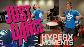 vuclip Cloud9 Just Dance - HyperX Moments