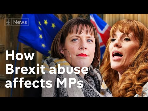 Brexit threats: MPs fear for safety and call for counselling over abuse