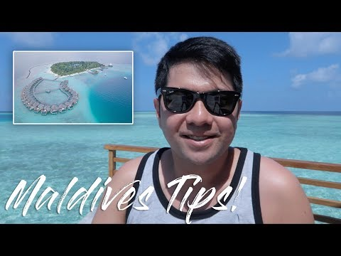 MALDIVES TIPS! - something you need to know