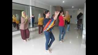 Video Bengawan Solo - Line Dance download MP3, 3GP, MP4, WEBM, AVI, FLV Juni 2018