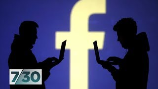 Why did Facebook lobby to relax Australia's privacy laws? | 7.30